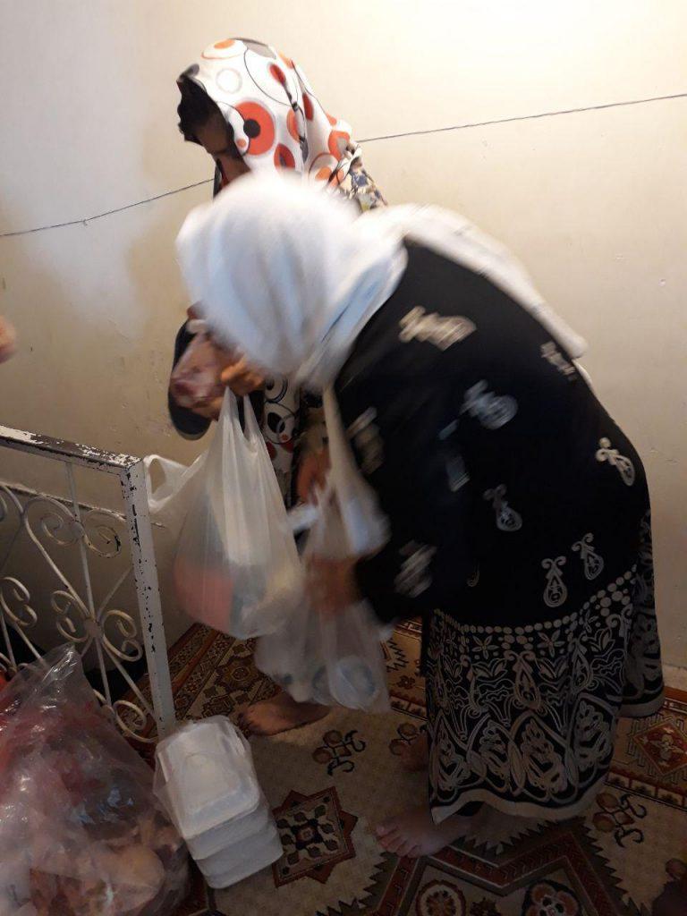 مراسم افطار انجمن برای کودکان شهرقدس ۹۸/۰۳/۰۸